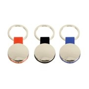 Round Key Chain BG-4526