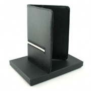 West Side Leather Passport Holder LPH005