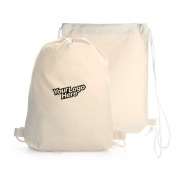 Cotton Drawstring Cotton Bag  TDS1005