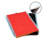 Ventol A5 Notebook With PVC Zip Pouch ZNO1009