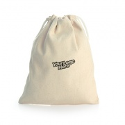 Drawstring Canvas Pouch Big  TDS1007