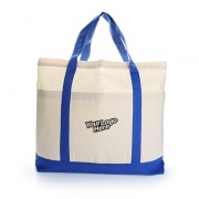 Voltrax Two Tone Cotton Tote Bag TNW1022