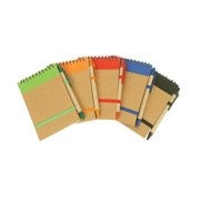 Eco Notepad with Pen (with Liner Paper) GP80